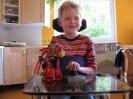Lennart und Roboter 3